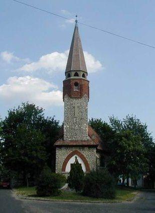 Evangélikus-református templom