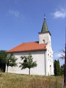 Holport Teréz hálaadó kápolna - Bazsi