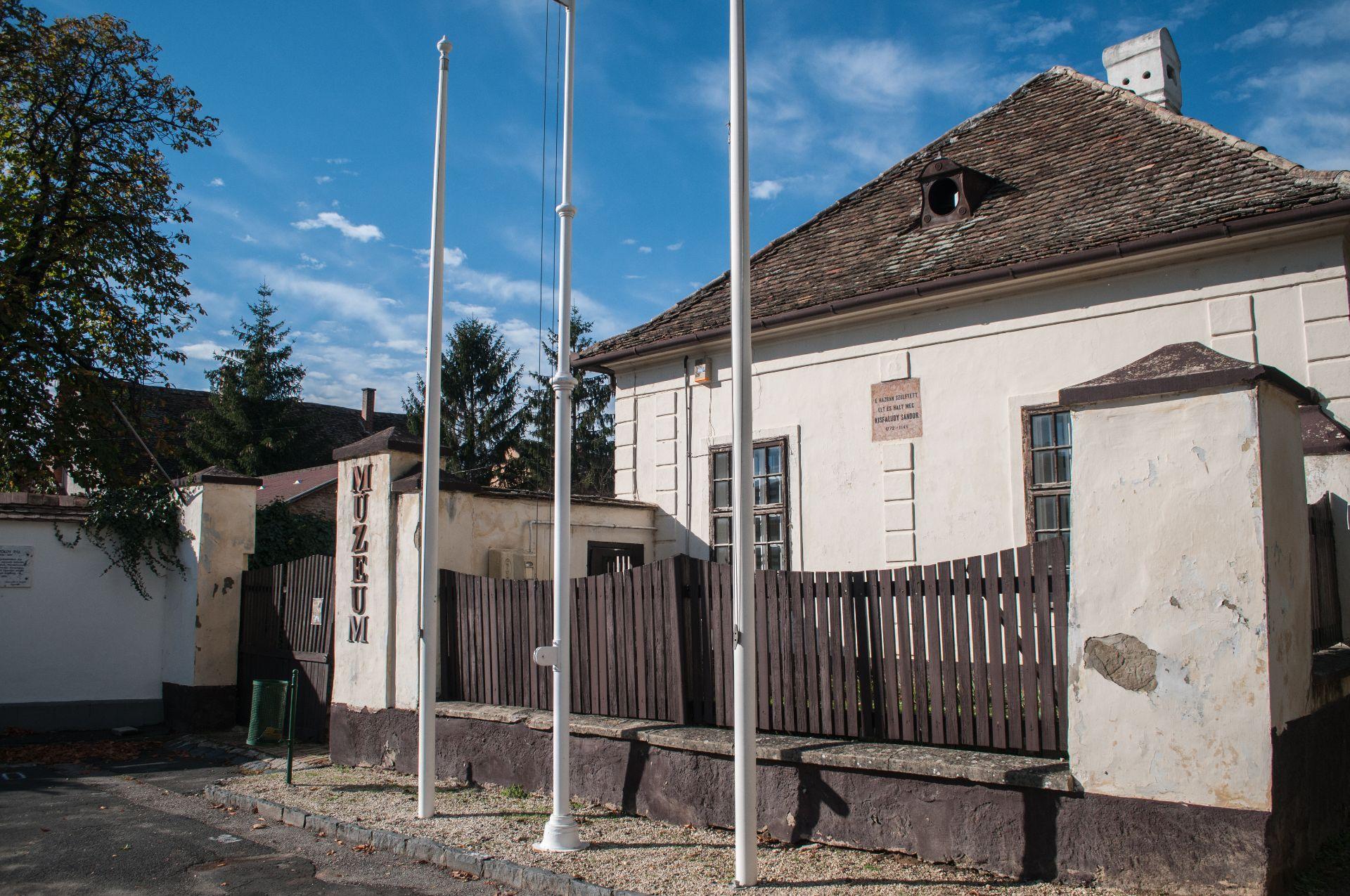 Kisfaludy Sándor Szülőháza - Sümeg