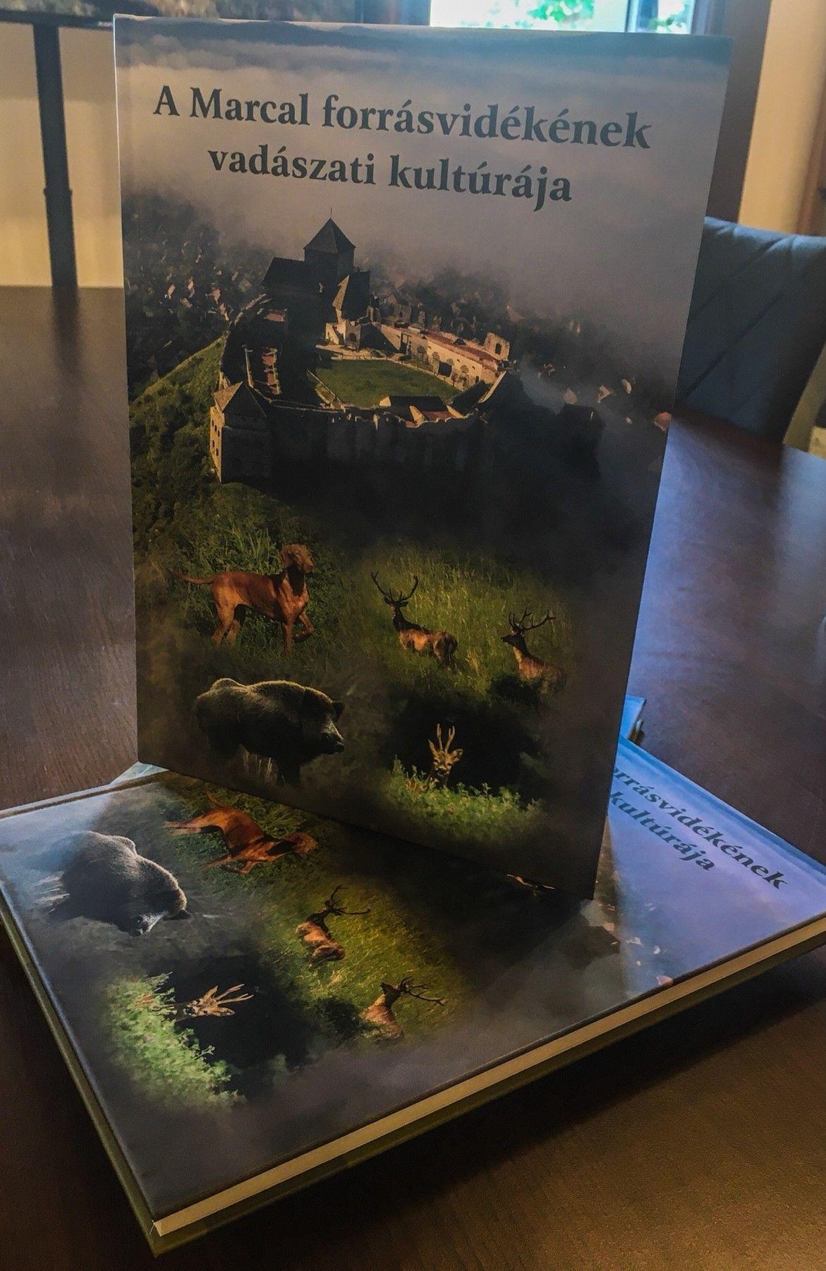 Vadászati kiadvány jelent meg a könyvbemutatón