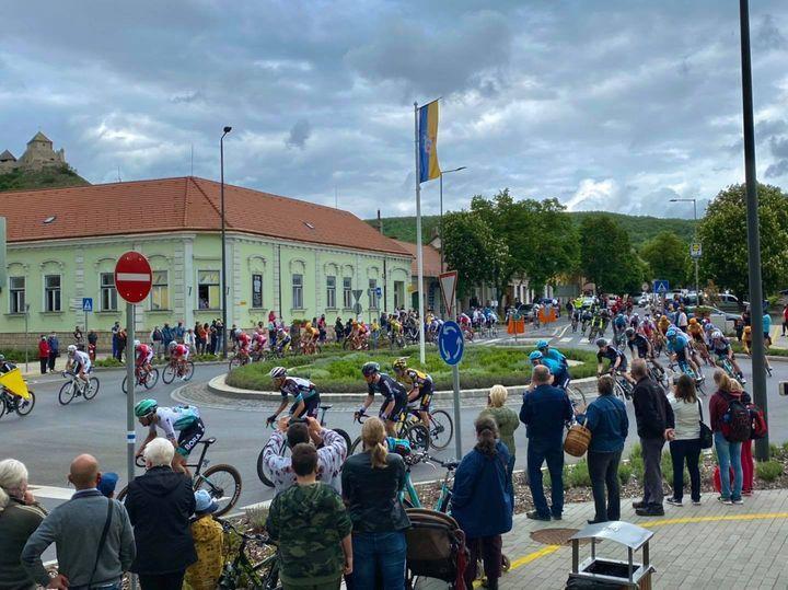 Tour de Hongrie Sümegen