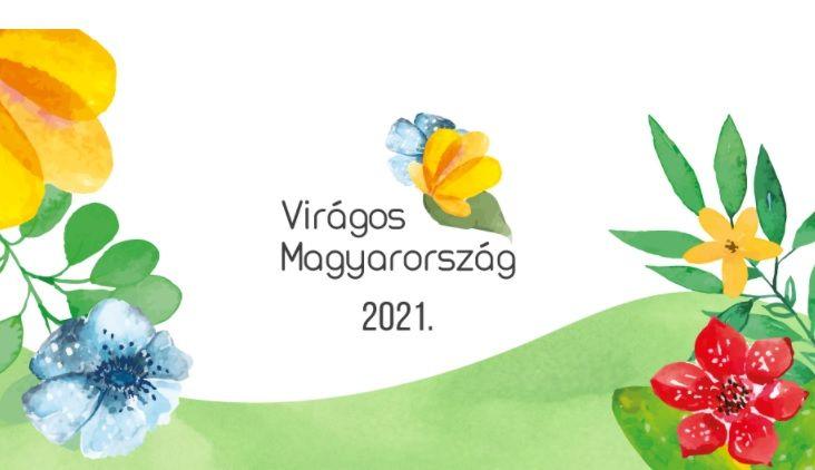 Virágos Magyarország verseny 2021