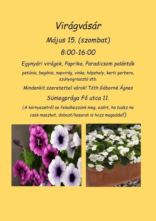 Virágvásár