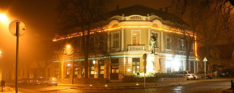 Kisfaludy Hotel***
