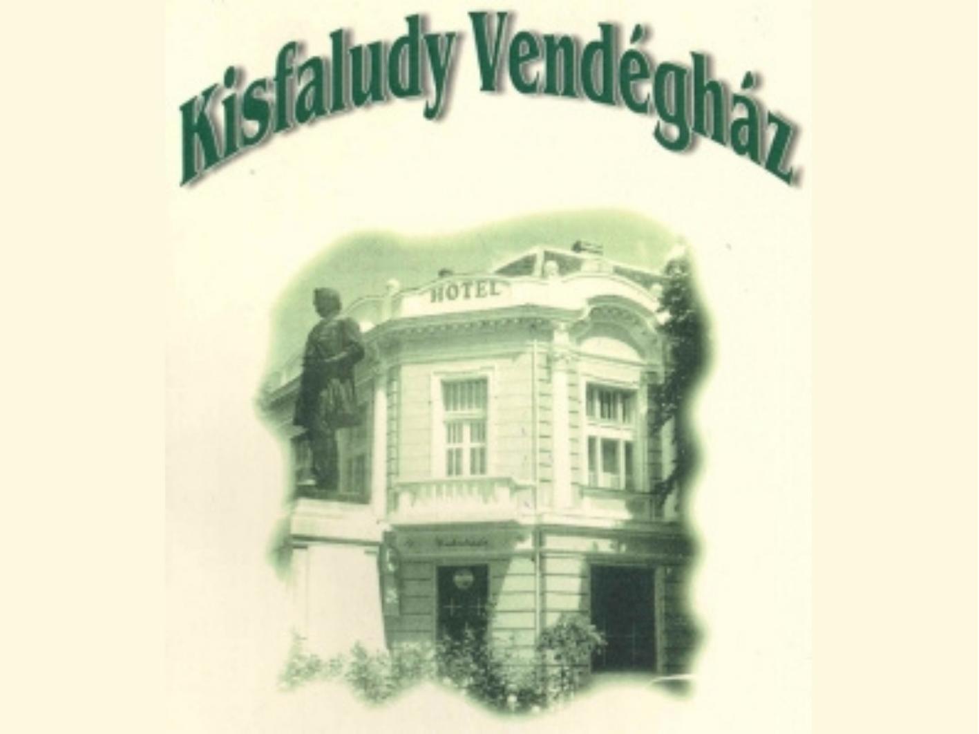 Kisfaludy Étterem és Vendégház