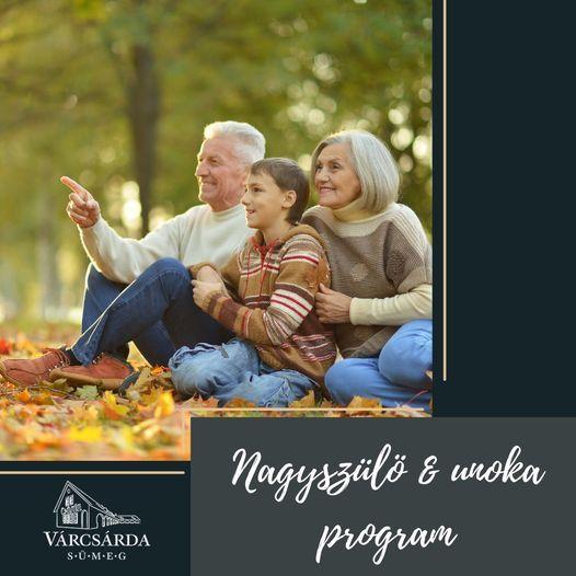 Nagyszülő-unoka program
